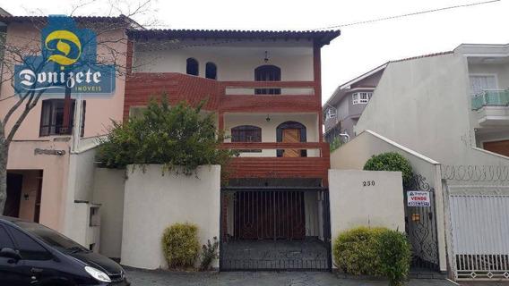 Sobrado Com 5 Dormitórios À Venda, 357 M² Por R$ 1.070.000,00 - Nova Petrópolis - São Bernardo Do Campo/sp - So1932