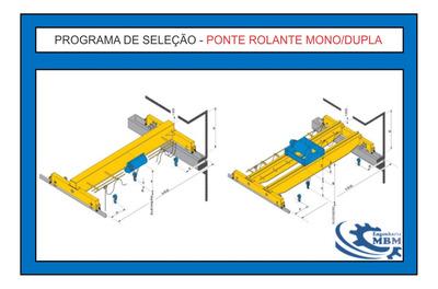 Programa De Seleção - Ponte Rolante - Fabricação