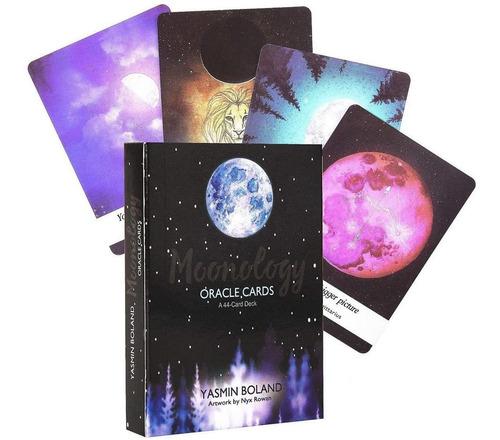 Oráculo Da Lua - Tiragem Da Fase Da Lua