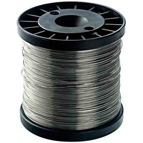 10 Rolo Fio Cerca Eletrica Tipo Inox Bobina 0,60 Mm + Brinde