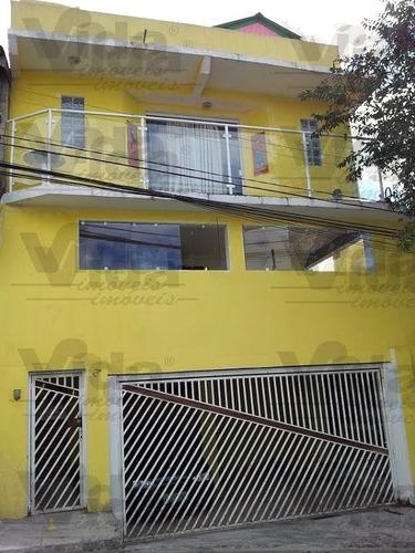 Casa Sobrado Para Venda, 5 Dormitório(s) - 30886