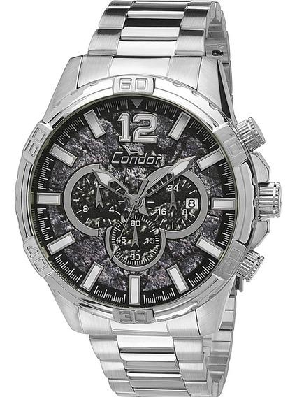 Relógio Masculino Condor Covd33an/3c Aço Inoxidável