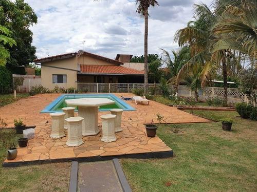 Chácara Com 4 Dormitórios À Venda, 1079 M² Por R$ 500.000,00 - Bortoluzzo - Cedral/sp - Ch0332