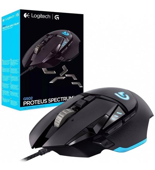 Mouse Gamer Logitech G502 Proteus Spectrum Rgb