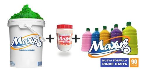Imagen 1 de 6 de Combo 90 Lts Des. Piso + 100lts Lavandina + 50lts Detergente