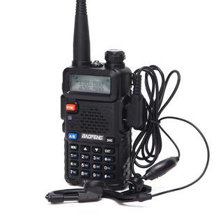 Rádio Airsoft Baofeng Dual Band Uv-5r E Brinde / Fone