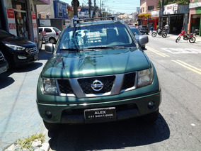 Nissan Frontier 2.5 Le Attack 4x4 Cd Turbo Eletronic Diesel
