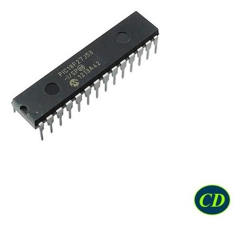 Pic18f27j53 Microcontrolador - Microchip Pic18 Dip