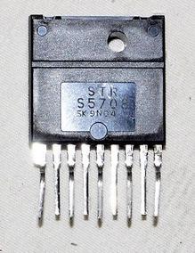 Circuito Integrado Strs5708 Original Strs 5708