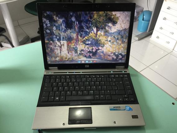 Notebook Usado Elitebook Hp6930p - Chrome Os - S/ Bateria