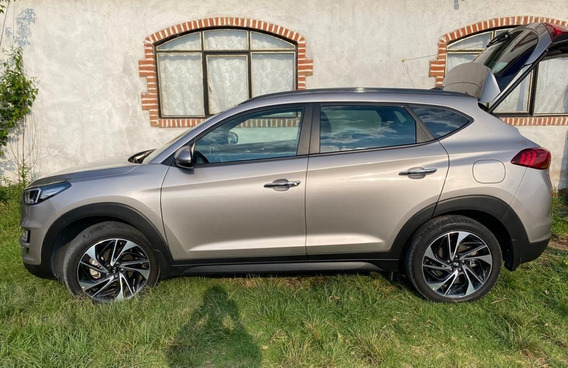Hyundai Tucson 2019 Limited Tech