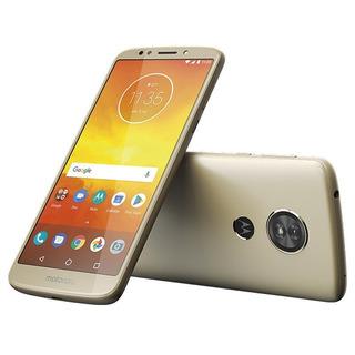 Celular Moto E5 Ouro Dual Chip 32gb 13mp Android 8.0 Tel