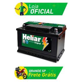 Bateria De Carro Heliar Original - 70 Amperes - Hg70nd