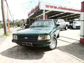 Ford Pampa 1.8 1996 Verde Gasolina