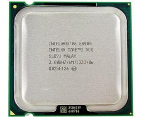 Core 2 Duo E8400 3.00ghz + 4gb Memória Ddr2