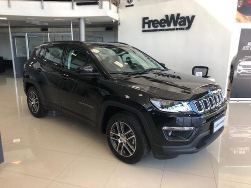Jeep Compass Sport Automatico 0km 2020 Fisica