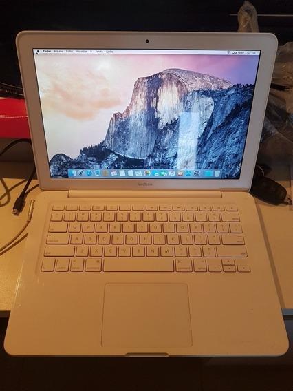 Macbook White 2009 100% Otimo Estado Frete Grátis Oportunida
