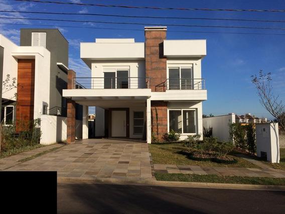 Casa Em Condomínio Com 3 Dormitório(s) Localizado(a) No Bairro Alphaville Em Gravatai / Gravatai - 601