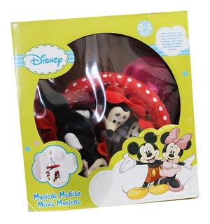 Móvil Musical Disney Minnie