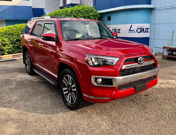 Toyota 4runner Limited 3 Filas 4x4