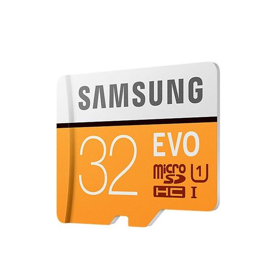 Cartão De Memória 32 Gb Micro Samsung Frete Grátis