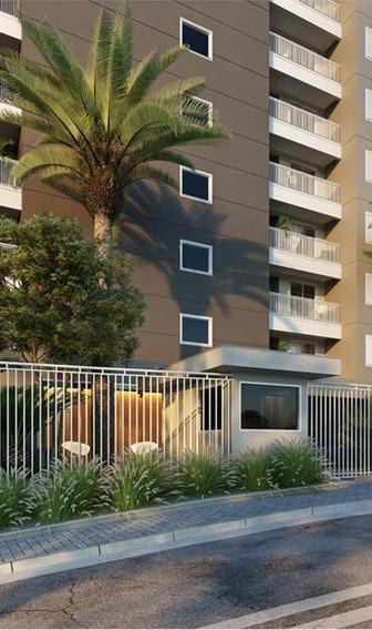 Apartamento Na Planta - 2 Dorms - Taboão Da Serra