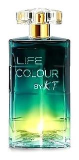 Avon 2 Life Colours By Kenzo + Envio Gratis - Eau De Parfu