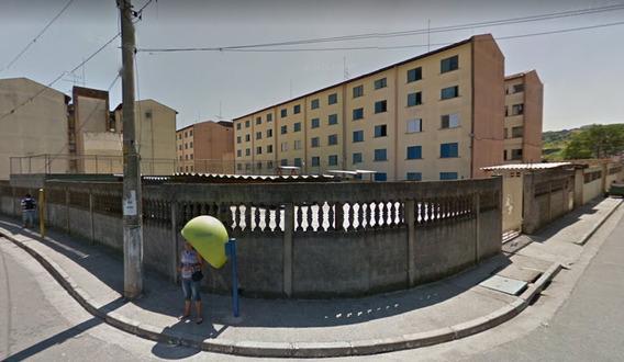 Apartamento Com 2 Dorm, 1 Vaga De Garagem, Zona Leste De Sp.