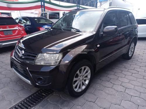 Imagen 1 de 13 de Suzuki Grand Vitara 2013 4 Cil Tela 2.4 Lts Eng $ 43,000
