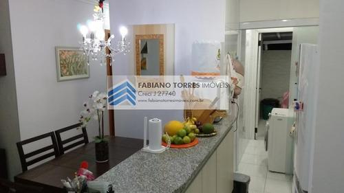 Apartamento Para Venda Em São Bernardo Do Campo, Santa Terezinha, 3 Dormitórios, 1 Banheiro, 1 Vaga - 1931_2-904419