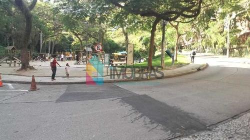Imagem 1 de 15 de Apartamento-à Venda-laranjeiras-rio De Janeiro - Boap30437