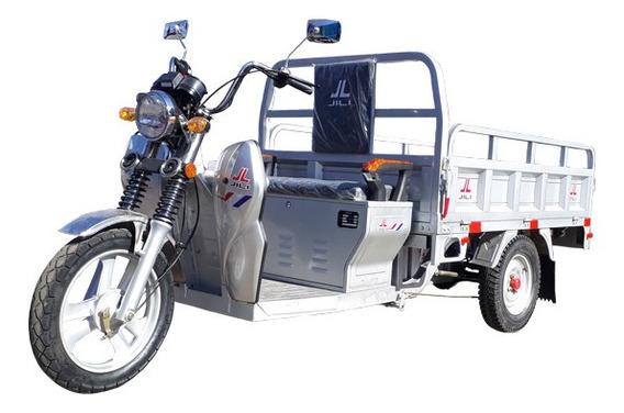 Triciclo Moto Carga 800 Eléctrico Jili Bombardero Homologado