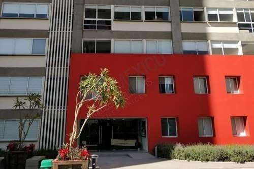Departamento En Renta Parque Jardin En Azcapotzalco, Cdmx.