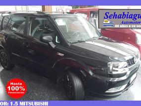 Camioneta Urban Ark Motor 1.5 Mitsubishi Autos Financiados
