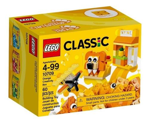 Lego Classic Caja Creativa Roja - Amarilla