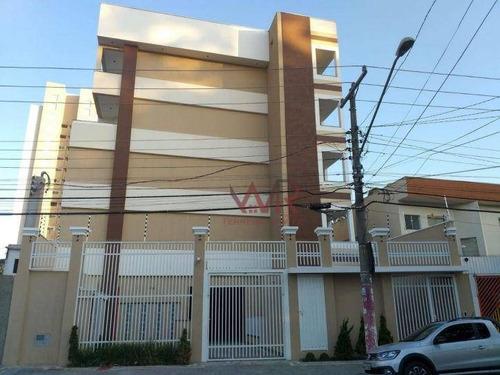 Imagem 1 de 15 de Apartamento À Venda Itaquera - Ap1101