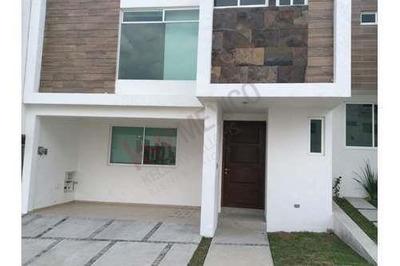 Casa En Renta - Loamas De Angelopolis - Capellania