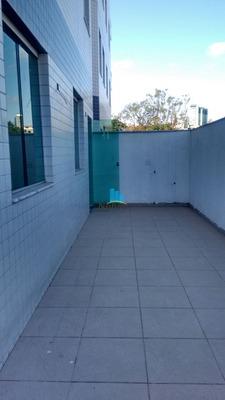Apartamento Com Área Privativa Em Contagem - 675