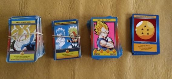 Cartas Dragon Ball Z/gt Cromeros X 50 Unidades Al Azar.