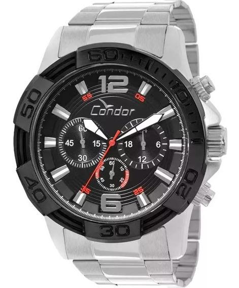 Relógio Masculino Condor - Promoção 40% Off - Mod Covd54ab