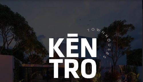 Kentro Nuevo Desarrollo De Townhouses En Preventa En Montes De Ame En Privada.