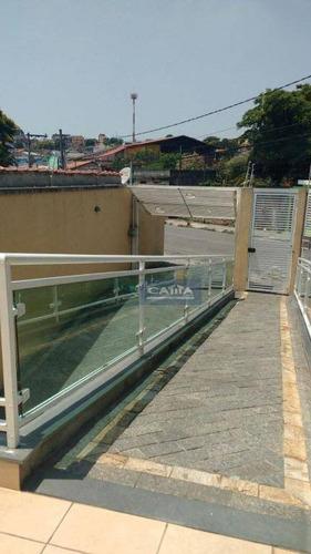 Imagem 1 de 19 de Sobrado Com 2 Dormitórios À Venda, 61 M² Por R$ 277.000,00 - Vila Nova Curuçá - São Paulo/sp - So15307