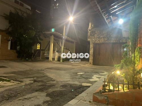 Imagem 1 de 30 de Sobrado À Venda, 228 M² Por R$ 640.000,00 - Vila Santana - São Paulo/sp - So0722