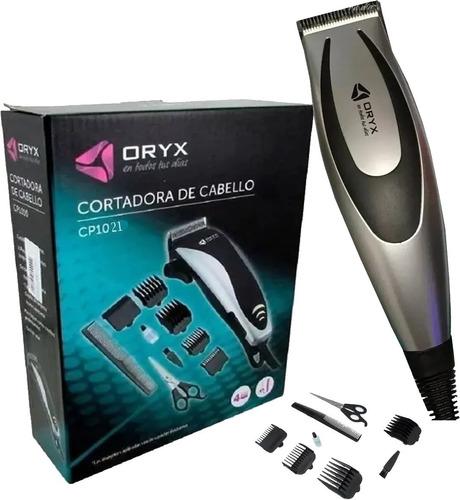 Imagen 1 de 6 de Maquina Cortadora De Pelo Corta Cabello Afeitar Electrica Barba