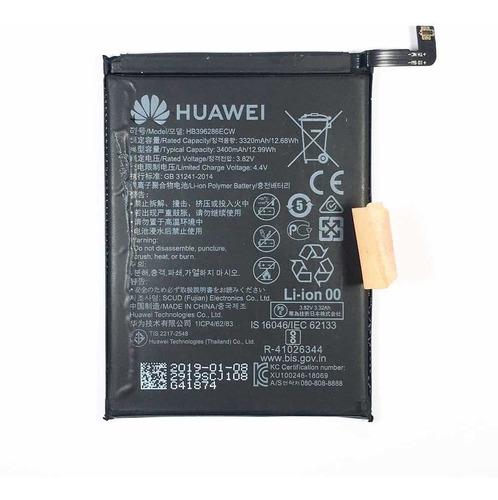 Imagen 1 de 2 de Bateria Original Huawei P Smart 2019 Hb396286ecw
