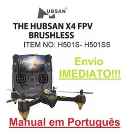 Manual Em Português Drone Hubsan H501s - H501ss Standard Pdf