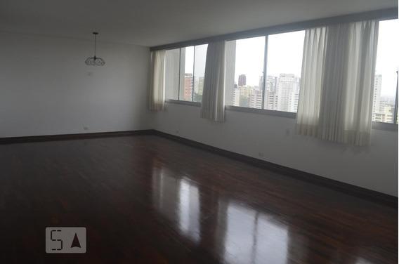 Apartamento Para Aluguel - Portal Do Morumbi, 4 Quartos, 205 - 892997007