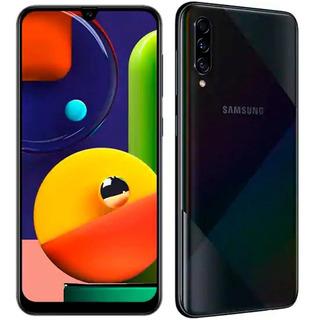 Samsung Galaxy A50s 4ram 128gb 48mpx Nuevo + Mica Protectora
