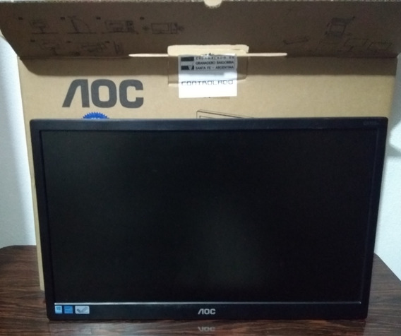 Monitor Aoc E970sw 18.5