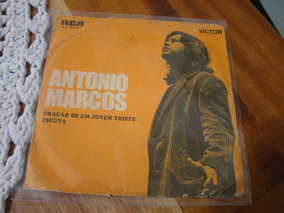 Compacto Antonio Marcos , Oração De Um Jovem Triste , Escuta